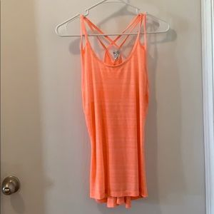 Champion neon corral strappy tank